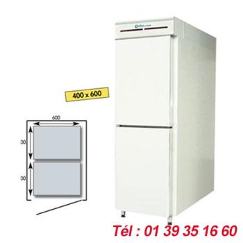 FERMENTATION CONTROLEE 2X24 PLAQUES 400X600