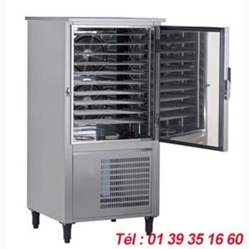 SURGELATION-REFROIDISSEMENT RAPIDE 600x400 11kgs/heure