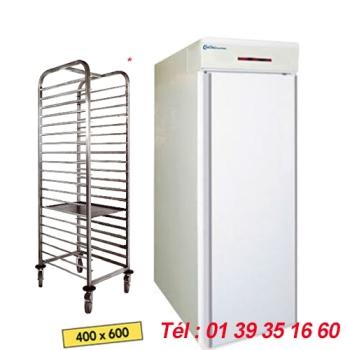 FERMENTATION CONTROLEE CHARIOT 22 ETAGES 400X600