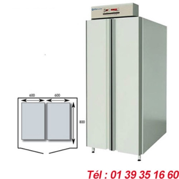 FERMENTATION CONTROLEE 2X20 COUCHES 612X800