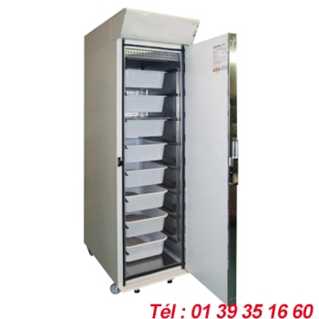 ARMOIRE  CLIMATISEE 32 BACS A PATE 10 LITRES