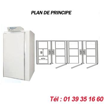 CHAMBRE DE FERMENTATION EXEMPLE N°4