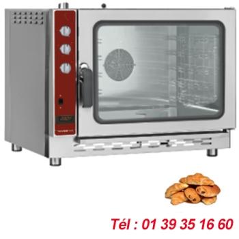 FOUR PATISSIER ELECTRO-MECANIQUE 5 NIVEAUX 400X600