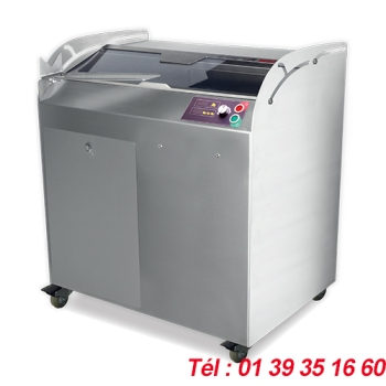 TRANCHEUSE A DISQUE  - PAIN DIMENSIONS MAXI 430X285X160