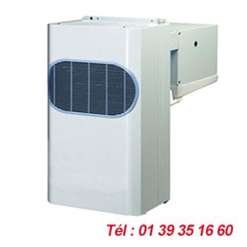 MONOBLOC NEGATIF- Pour chambres froides de 4.4 à 7 m³