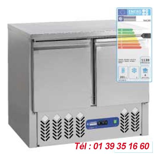 TABLE DE PREPARATION -10/-20°C GN1/1