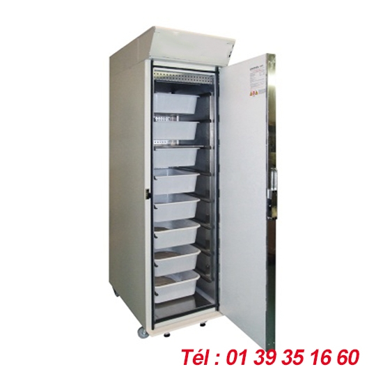 ARMOIRE  CLIMATISEE 16  BACS A PATE 20 LITRES