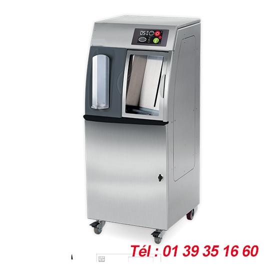 TRANCHEUSE A DISQUE  - PAIN DIMENSIONS MAXI 420X250X160