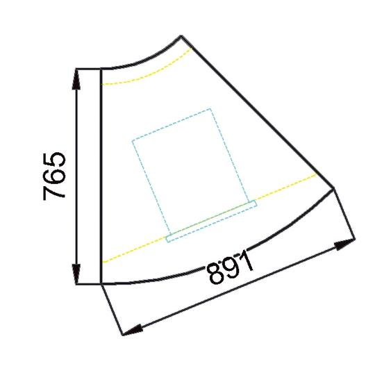 CAISSE 891X765  REF ESCI45